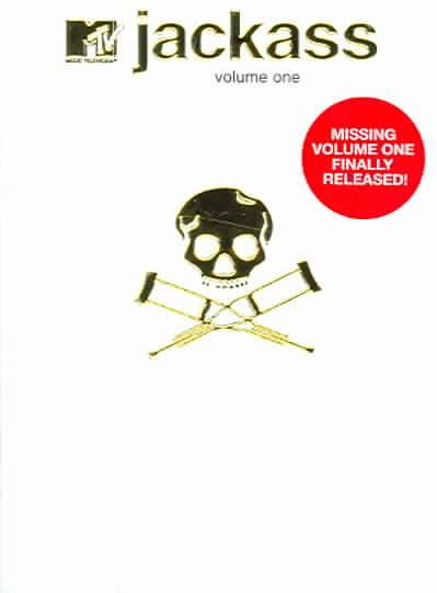 JACKASS VOL 1 BY JACKASS (DVD)