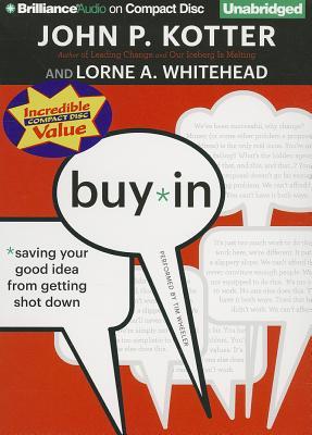[CD] Buy-In By Kotter, John P./ Whitehead, Lorne A./ Wheeler, Tim (NRT)